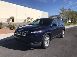 2016 Jeep Cherokee Latitude only $11,000 !!! for Sale in Las Vegas, NV
