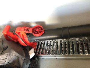 Sunjoe leaf blower & vacuum for Sale in Las Vegas, NV