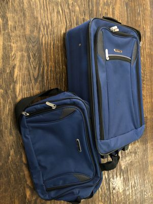 Small rolling bag and tote for Sale in Dallas, TX