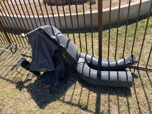 Riding lawn mower rear bagger for Sale in Queen Creek, AZ
