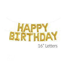 """16"""" letter balloons for Sale in Las Vegas, NV"""