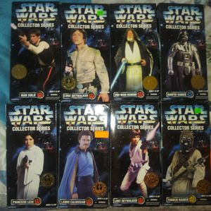 """Star Ward 12"""" ACTION FIGURES 1996 for Sale in Lakewood, OH"""