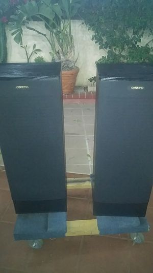 ONKYO speakers for Sale in Los Angeles, CA