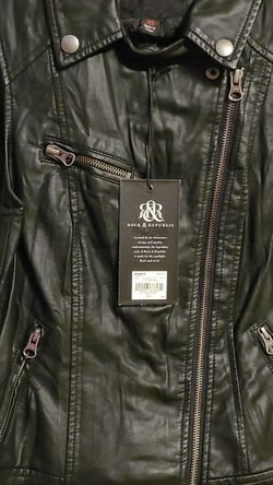 Women Leather Soft Vest Size XS NWT for Sale in Oklahoma City,  OK