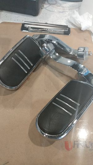 Original Harley Davidson back motorcycle pegs for Sale in AUSTIN, TX