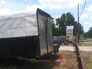 24 ft enclosed trailer for Sale in Houston, TX