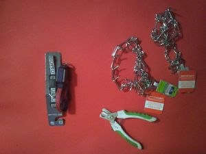 Small med dog collars for Sale in Henryville, IN