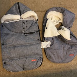 Skip Hop Stroller And Car Seat Cover for Sale in Denver, CO