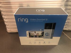 Ring Video Doorbell 2 New Factory Sealed. for Sale in Miami Beach, FL
