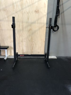 Iron Grip Squat Stand for Sale in Chantilly, VA