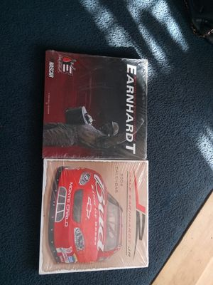 Two packs of collectible Earnhardt and Jr. Calendars for Sale in Sudbury, MA
