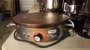 Crepe maker for Sale in Duvall, WA