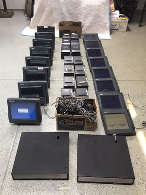 16 complete Micros model 3 and 4 POS units for Sale in Queen Creek, AZ
