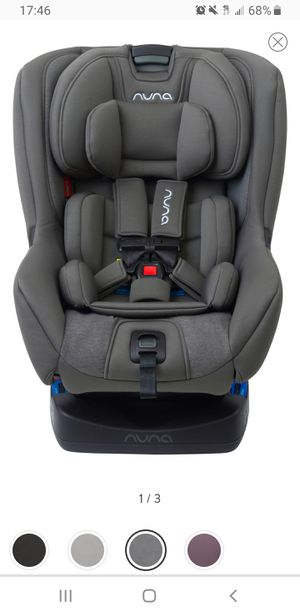 New Nuna RAVA carseat for Sale in San Diego, CA