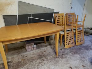 Dining Table Set for Sale in Irving, TX
