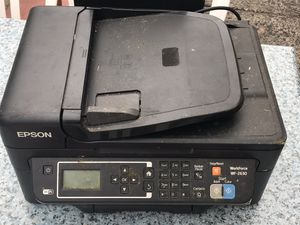 Epson WorkForce WF-2630 - multifunction printer (color) for Sale in Silver Spring, MD