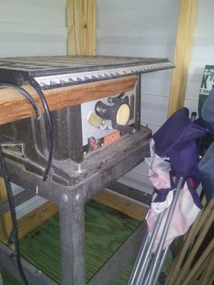 """Ryobi 10"""" Table Saw for Sale in Spring Hill, FL"""