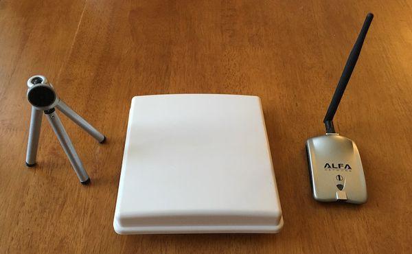 Alfa usb long range wifi afapter