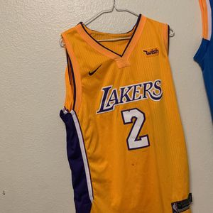 Lonzo Bal Laker Jersey for Sale in Wichita, KS
