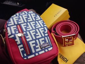 Fendi Bag and Belt for Sale in Decatur, GA