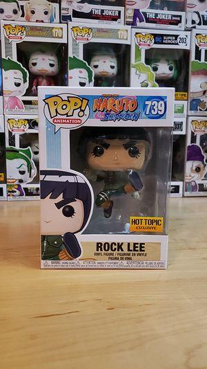 Funko Pop Rock Lee Exclusive for Sale in Newberg, OR