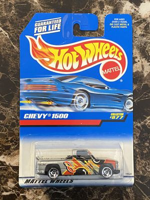 Hot Wheels Chevy 1500 Collector 877 for Sale in Orlando, FL