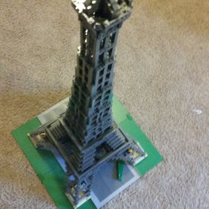 Lego EIFFEL tower for Sale in Canby, OR