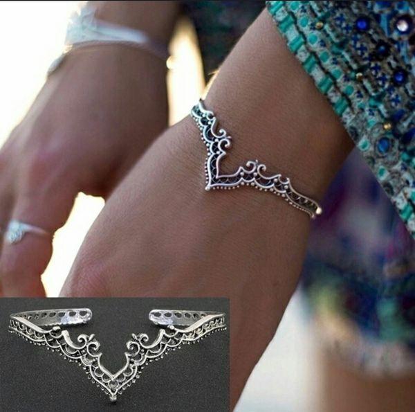 New Bracelet in Antique Silver