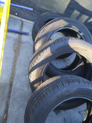 4 TIRES 245//45//19 for Sale in Las Vegas, NV