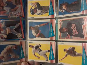 Baseball card over 1000 cards and couple hundred hockey cards for Sale in Philadelphia, PA