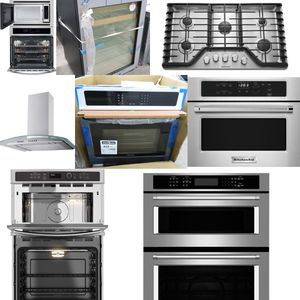 BRAND NEW Premium Appliances Viking Miele KitchenAid Monogram & More! Buy local! Cheap prices! for Sale in Saint Petersburg, FL