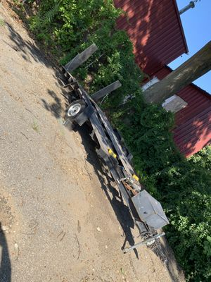 16ft car trailer for Sale in Worcester, MA