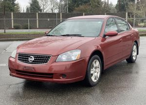 2006 Nissan Altima S for Sale in Lakewood, WA