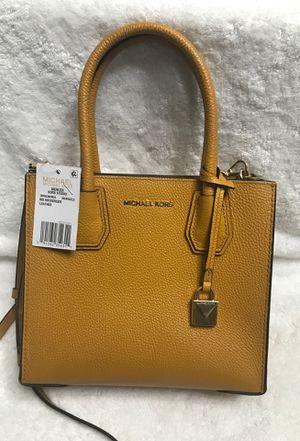 Michael Kors Mercer marigold messenger bag for Sale in Portland, OR