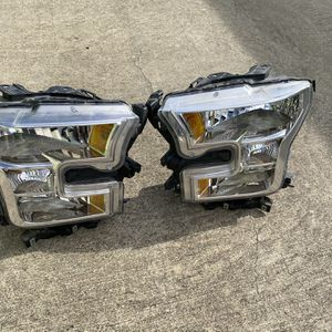 2017 Ford F-150 Headlights OEM for Sale in Dallas, TX