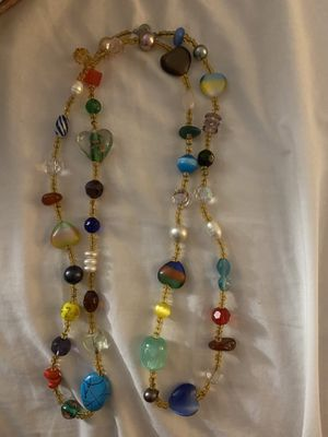 Multiple beaded necklace. for Sale in Vero Beach, FL