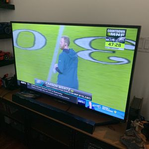 Sharp 50 Inch 4K 2160p LED TV for Sale in Buena Park, CA
