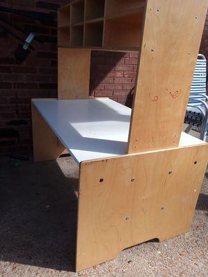 Daycare kids desk /workstation. for Sale in Florissant, MO