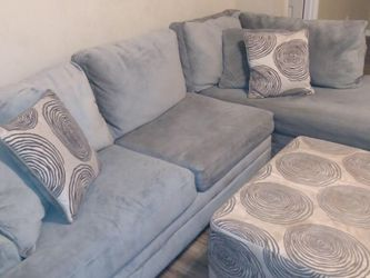 Sectional Including Ottoman for Sale in Stone Mountain,  GA