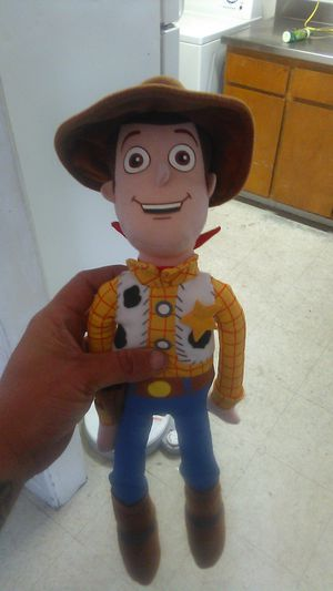 Woody disneyland Pixar collectable for Sale in Hercules, CA