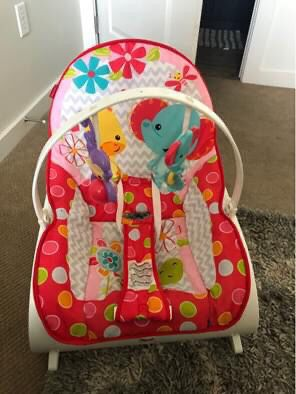 Fisher Price Infant to Toddler Rockers for Sale in Sandy, UT