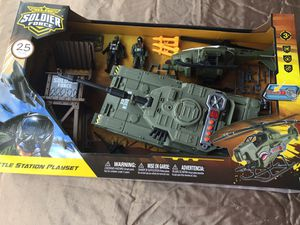 Army playset for Sale in Riverside, CA