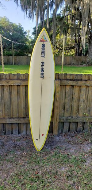 Surfboard rare 7ft quiet flight single for Sale in Tampa, FL