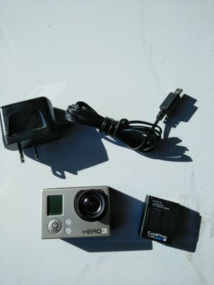 GoPro Hero 3 for Sale in Seaside, CA