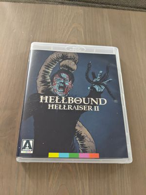 Hellbound Hellraiser II ARROW BluRay for Sale in Marina del Rey, CA