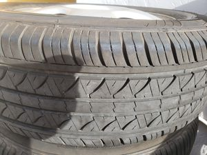 4 tires and Rims 225/65/17 for Sale in Hialeah, FL