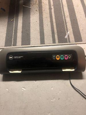 CBC heat seal QuickStarter h420 laminator for Sale in Chicago, IL