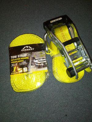 Everest tow straps for Sale in Montesano, WA