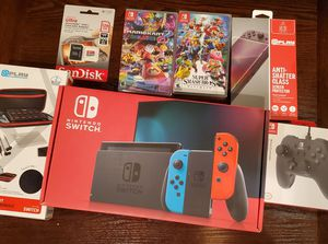 Nintendo Switch Bundle - Brand New for Sale in Saint Charles, MO