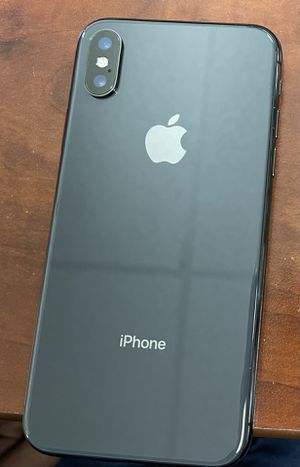IPhone X 64gb for Sale in Fresno, CA